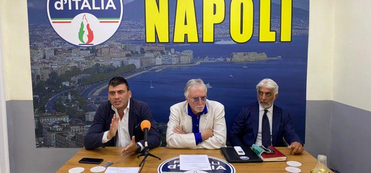 """Scandalo OSS Campania, Rivellini (FdI): """"Volontari (per modo di dire) assunti senza concorso e pagati oltre 3mila euro al mese… la malasanità di De Luca viene a galla"""""""