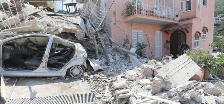 "3 anni dal terremoto di Ischia, Rivellini (FdI): ""Schilardi e De Luca svegliatevi"""